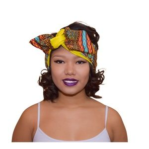 African Head Bands